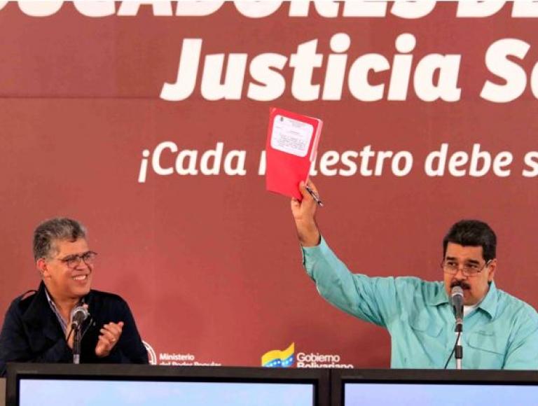 Gobierno Bolivariano cumple compromisos establecidos en la II Convención Colectiva de los trabajadores educativos