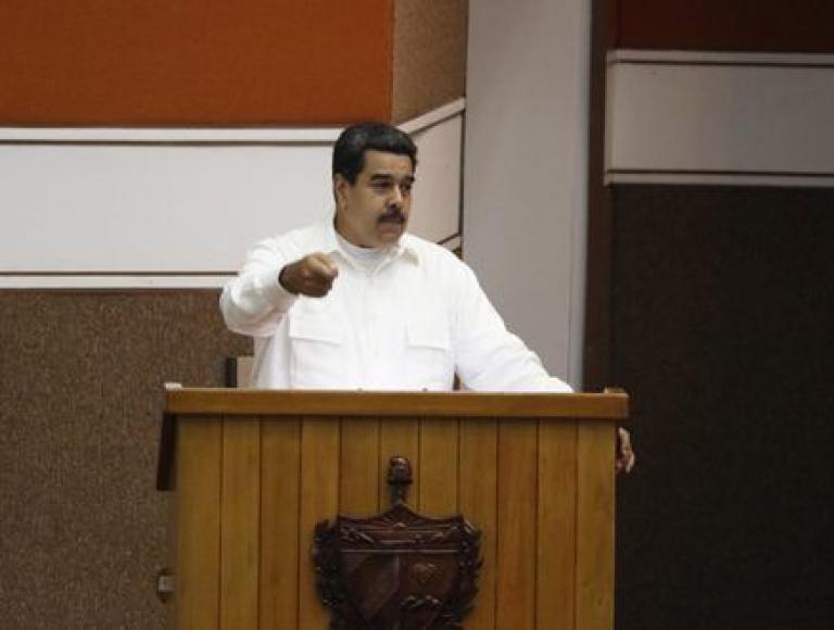 Presidente Maduro: El pueblo de Venezuela jamás se va a entregar al imperialismo