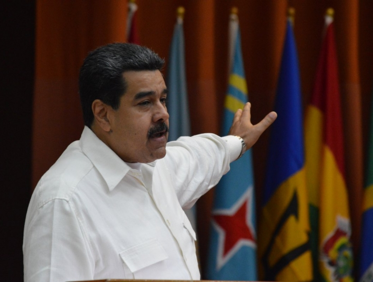 Maduro: Seguiremos juntos en el camino de nuestros líderes revolucionarios